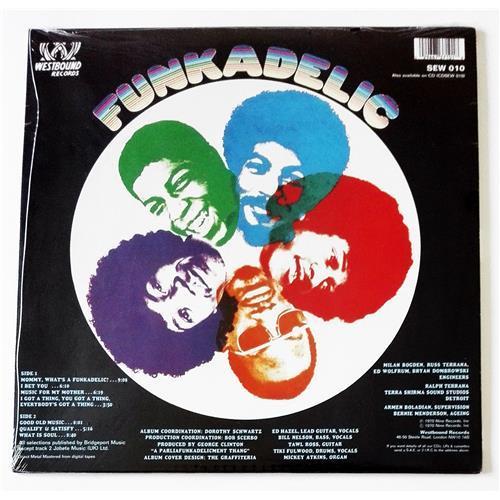 Картинка  Виниловые пластинки  Funkadelic – Funkadelic / SEW 010 / Sealed в  Vinyl Play магазин LP и CD   09285 1