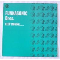 Funkasonic Bros. – Keep Moving / SWANK 05