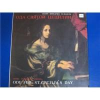 Georg Friedrich Handel – Ode For St. Cecilia's Day / С10 31053 001