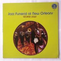 George Lewis – Jazz Funeral At New Orleans / OL-7117