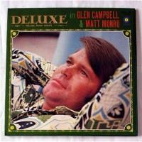 Glen Campbell & Matt Monro – Deluxe In Glen Campbell & Matt Monro - Deluxe Mood Series No. 22 / CKB-022