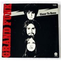 Grand Funk Railroad – Closer To Home / CP-80001