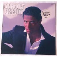 Gregory Abbott – Shake You Down / CBS 450061 1