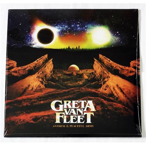 Виниловые пластинки  Greta Van Fleet – Anthem Of The Peaceful Army / 00602567949756 / Sealed в Vinyl Play магазин LP и CD  08925