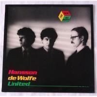 Hansson De Wolfe United – Yes Box Allright / SELP 2-1108