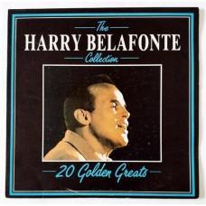 Harry Belafonte – The Harry Belafonte Collection - 20 Golden Greats / BTA 12596