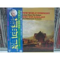 Herbert Von Karajan – Dvorak: 'New World' Symphony / EAC-80354