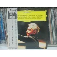 Herbert Von Karajan – Schubert: Symphony No. 8 In B Minor / Dvorak: Symphony No.5 (9) In E Minor / MG 2156