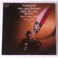 Howard Mitchell – Morton Gould: Suite From Declaration, Jekyll And Hyde Variations / AGL1-4804