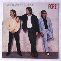 Huey Lewis And The News – Fore! / CDL 1534