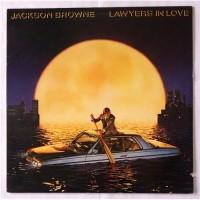 Jackson Browne – Lawyers In Love / 9 60268-1