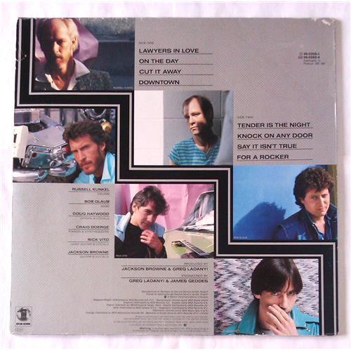 Картинка  Виниловые пластинки  Jackson Browne – Lawyers In Love / 96-0268-1 в  Vinyl Play магазин LP и CD   06539 1