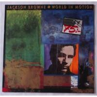 Jackson Browne – World In Motion / 960 830-1