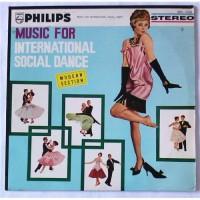 Jan Corduwener And His Ballroom-Orchestra – Music For International Social Dance Vol. 1 / SFL-7125
