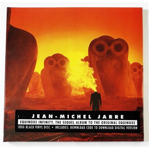 Виниловые пластинки  Jean-Michel Jarre – Equinoxe Infinity / 19075876451 / Sealed в Vinyl Play магазин LP и CD  09136