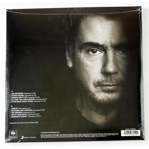Картинка  Виниловые пластинки  Jean-Michel Jarre – Equinoxe Infinity / 19075876451 / Sealed в  Vinyl Play магазин LP и CD   09136 1