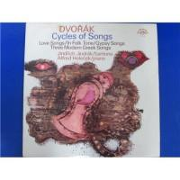 Jindrich Jindrak, Alfred Holecek – Dvorak: Cycles Of Songs /  1 12 1349