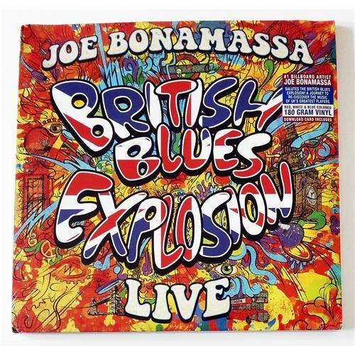 Виниловые пластинки  Joe Bonamassa – British Blues Explosion Live / LTD / PRD 75511-2 / Sealed в Vinyl Play магазин LP и CD  09344