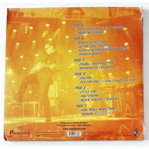 Картинка  Виниловые пластинки  Joe Bonamassa – British Blues Explosion Live / LTD / PRD 75511-2 / Sealed в  Vinyl Play магазин LP и CD   09344 1
