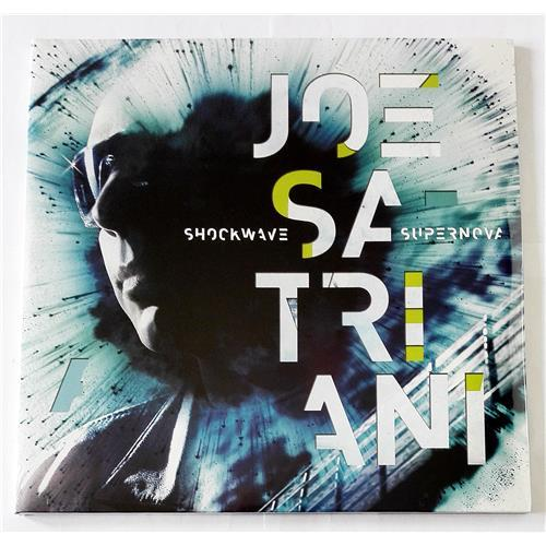 Виниловые пластинки  Joe Satriani – Shockwave Supernova / 88875102901 / Sealed в Vinyl Play магазин LP и CD  09099