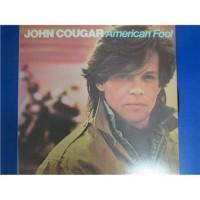 John Cougar Mellencamp – American Fool / WEA 57004