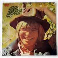 John Denver – John Denver's Greatest Hits / RCA-6189