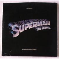 John Williams – Superman The Movie (Original Sound Track) / P-5557~8W