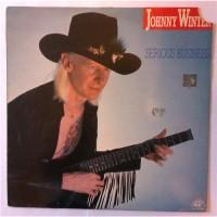 Johnny Winter – Serious Business / AL 4742