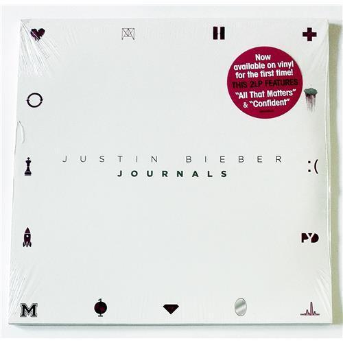 Виниловые пластинки  Justin Bieber – Journals / B0024395-01 / Sealed в Vinyl Play магазин LP и CD  09339