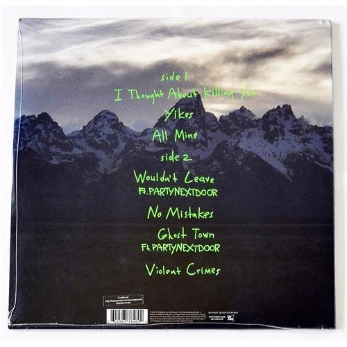 Картинка  Виниловые пластинки  Kanye West – Ye / 00602567784692 / Sealed в  Vinyl Play магазин LP и CD   09153 1