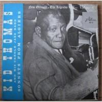 Kid Thomas Valentine And His Creole Jazz Band – Sonnets From Algiers / JCE-13