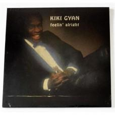 Kiki Gyan – Feelin' Alright / PMG054LP / Sealed