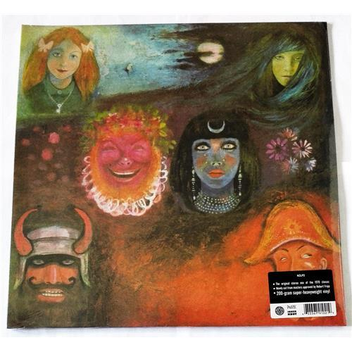 Виниловые пластинки  King Crimson – In The Wake Of Poseidon / KCLP2 / Sealed в Vinyl Play магазин LP и CD  08908