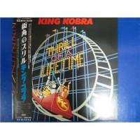 King Kobra – Thrill Of A Lifetime / ECS-81754
