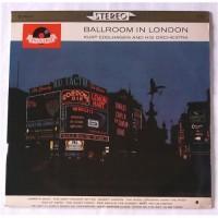 Kurt Edelhagen And His Orchestra – Ballroom In London / SLPM-47
