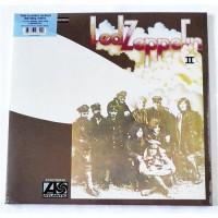 Led Zeppelin – Led Zeppelin II / 8122796640 / Sealed