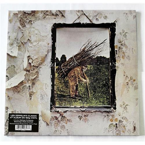 Виниловые пластинки  Led Zeppelin – Untitled / 8122-79657-7 / Sealed в Vinyl Play магазин LP и CD  08935