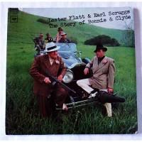 Lester Flatt And Earl Scruggs With The Foggy Mountain Boys – The Story Of Bonnie And Clyde / CS 9649