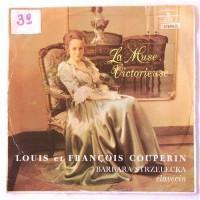 Louis Couperin , Et Francois Couperin, Barbara Strzelecka – La Muse Victorieuse / SXL 0736