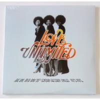 Love Unlimited – The UNI, MCA And 20th Century Records Singles 1972-1975 / 0602567411055 / Sealed