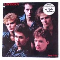 Loverboy – Keep It Up / CBS 25436