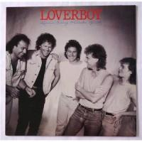 Loverboy – Lovin' Every Minute Of It / CBS 26573