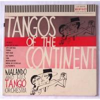 Malando And His Tango Orchestra – Tangos Of The Continent / LG 3073