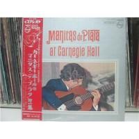 Manitas De Plata – Manitas De Plata At Carnegie Hall - Vol. 1 / SFX-7650
