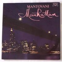 Mantovani And His Orchestra – Manhattan / SLC 100