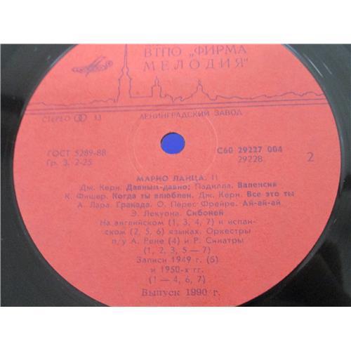 Картинка  Виниловые пластинки  Mario Lanza – Всё Это Ты (II) /  С60 29227 004 в  Vinyl Play магазин LP и CD   05057 3
