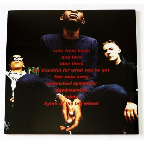 Картинка  Виниловые пластинки  Massive Attack – Blue Lines / 5700960 / Sealed в  Vinyl Play магазин LP и CD   09017 1