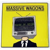 Massive Wagons – House Of Noise / LTD / MOSH635LP / Sealed