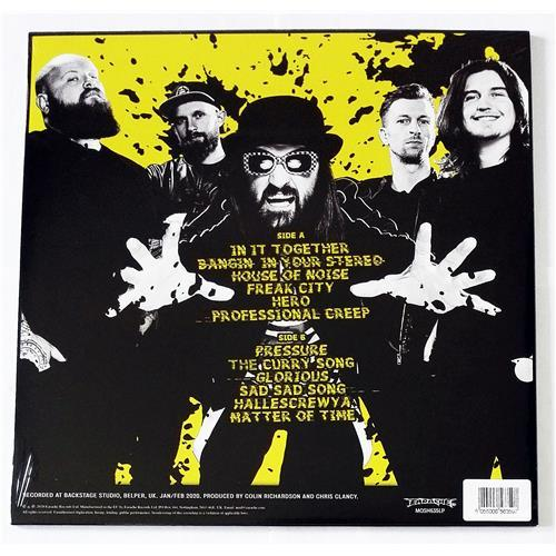Картинка  Виниловые пластинки  Massive Wagons – House Of Noise / LTD / MOSH635LP / Sealed в  Vinyl Play магазин LP и CD   09162 1