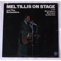 Mel Tillis And The Statesiders – Mel Tillis On Stage At The Birmingham Municipal Auditorium / SE-4889